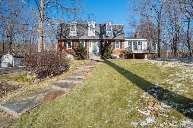 42 Ridge Acres Road, Branford, CT 06405 (MLS #170369542) :: Around Town Real Estate Team