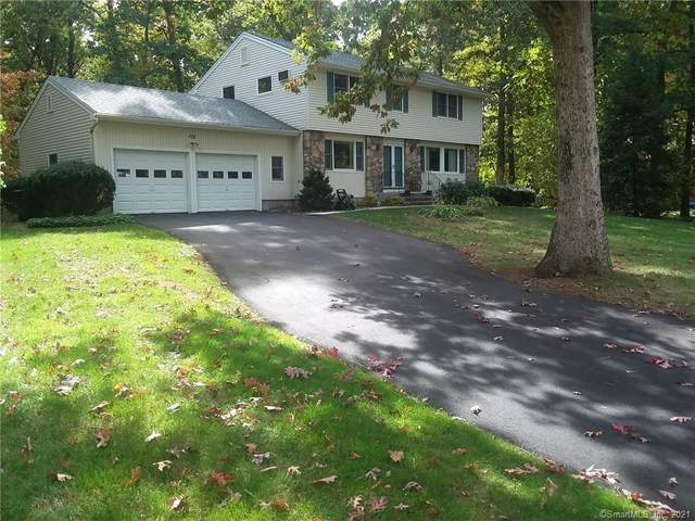 102 Fairview Drive, South Windsor, CT 06074 (MLS #170369558) :: Hergenrother Realty Group Connecticut