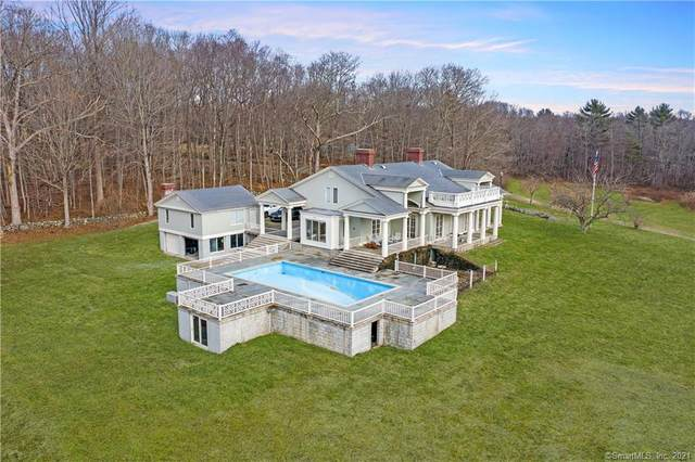 3-4 Bill Hill Road, Old Lyme, CT 06371 (MLS #170369758) :: Spectrum Real Estate Consultants
