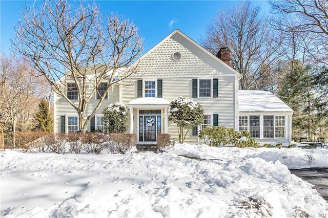 361 Brookbend Road, Fairfield, CT 06824 (MLS #170369888) :: Tim Dent Real Estate Group