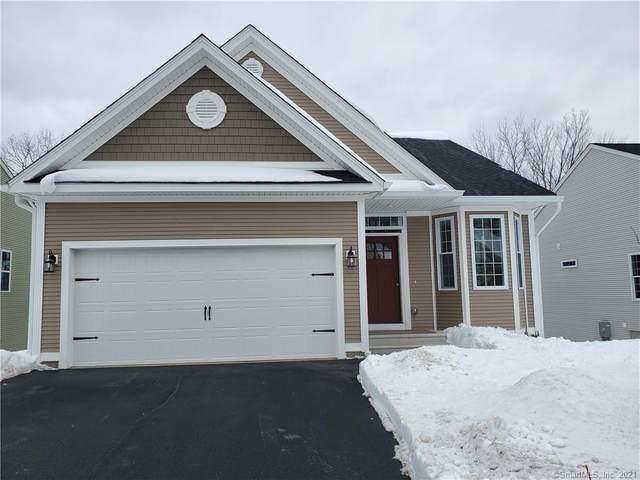 #22 Webster Lane #14, Middletown, CT 06457 (MLS #170369927) :: Spectrum Real Estate Consultants