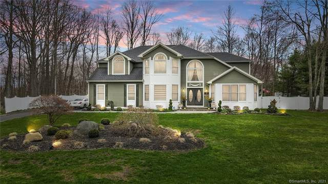 11 Red Fern Ridge, Shelton, CT 06484 (MLS #170369935) :: Forever Homes Real Estate, LLC