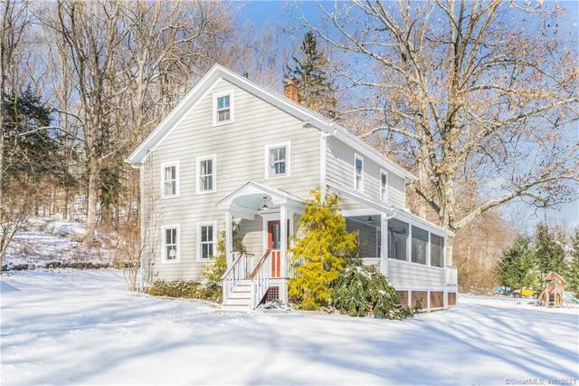 6 Old Stilson Hill Road, New Milford, CT 06776 (MLS #170369943) :: Tim Dent Real Estate Group