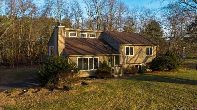 12 Hilltop Drive, Franklin, CT 06254 (MLS #170369957) :: Carbutti & Co Realtors
