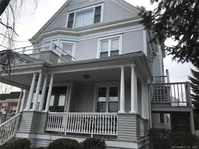 64 Fountain Street #3, New Haven, CT 06515 (MLS #170369963) :: Carbutti & Co Realtors