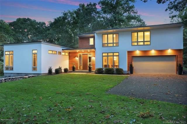 4 Steep Hollow Lane, Greenwich, CT 06807 (MLS #170369967) :: Tim Dent Real Estate Group