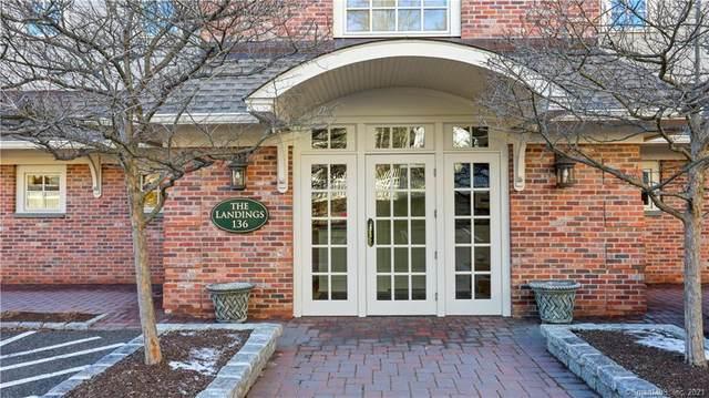 136 East Avenue 3B, Norwalk, CT 06851 (MLS #170370084) :: Tim Dent Real Estate Group