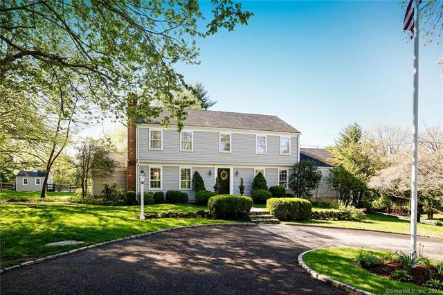 23 Jonathan Road, New Canaan, CT 06840 (MLS #170370116) :: Carbutti & Co Realtors