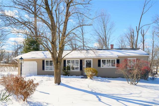 54 Mist Hill Drive, Brookfield, CT 06804 (MLS #170370120) :: Tim Dent Real Estate Group