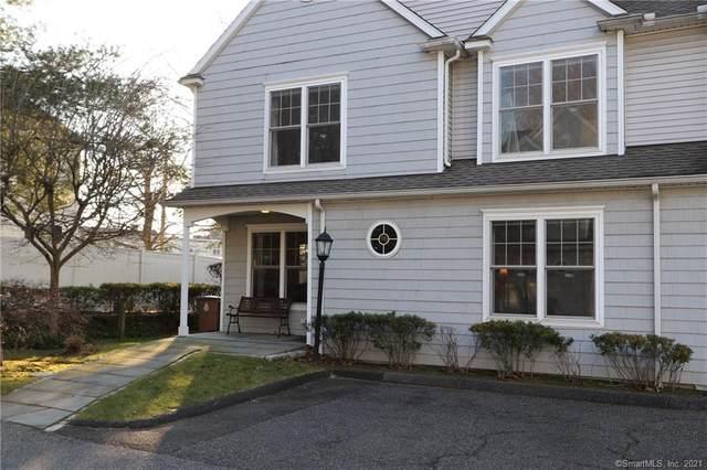 865 High Ridge Road #10, Stamford, CT 06905 (MLS #170370128) :: Tim Dent Real Estate Group