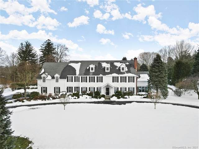 164 Carter Street, New Canaan, CT 06840 (MLS #170370231) :: Tim Dent Real Estate Group