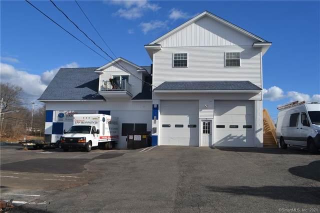 393 Bridgeport Avenue, Milford, CT 06460 (MLS #170370261) :: Tim Dent Real Estate Group