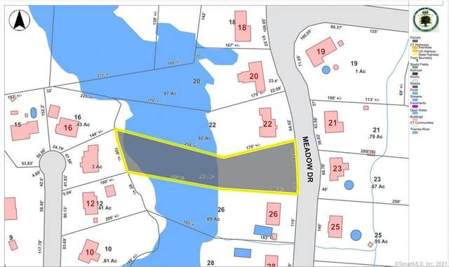 24 Meadow Drive, Ledyard, CT 06335 (MLS #170370278) :: Mark Boyland Real Estate Team