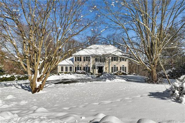 300 Chestnut Hill Road, Wilton, CT 06897 (MLS #170370345) :: The Higgins Group - The CT Home Finder