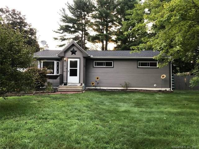 22 Westerly Drive, Enfield, CT 06082 (MLS #170370385) :: Tim Dent Real Estate Group
