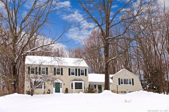 120 Musket Ridge Road, Wilton, CT 06897 (MLS #170370390) :: Tim Dent Real Estate Group