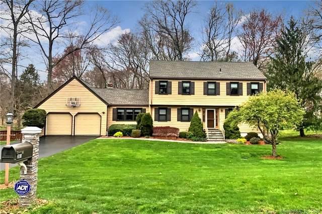 361 Old Silo Road, Orange, CT 06477 (MLS #170370445) :: Tim Dent Real Estate Group