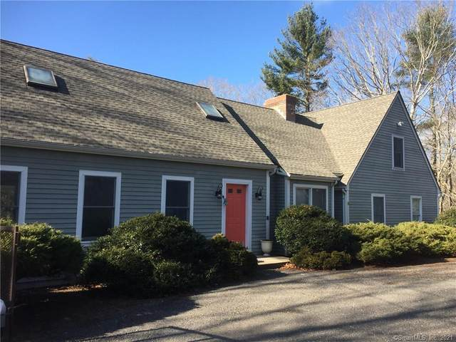 138 Four Mile River Road, Old Lyme, CT 06371 (MLS #170370450) :: Carbutti & Co Realtors
