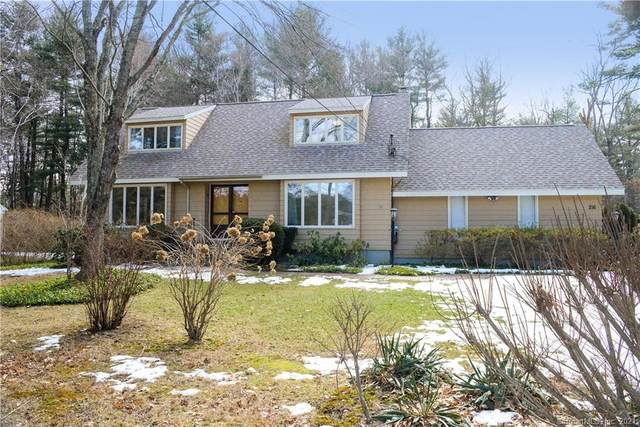 216 Forest Lane, Glastonbury, CT 06033 (MLS #170370455) :: The Higgins Group - The CT Home Finder