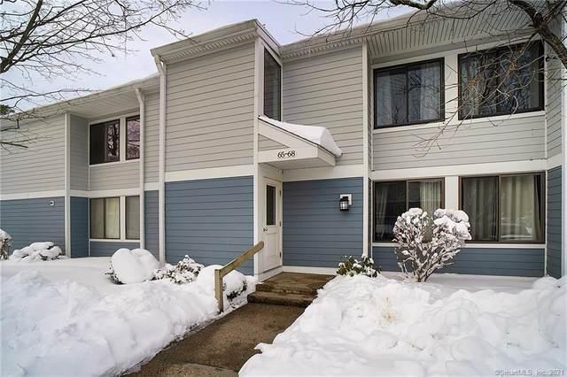 67 Lawson Lane #67, Ridgefield, CT 06877 (MLS #170370477) :: Tim Dent Real Estate Group