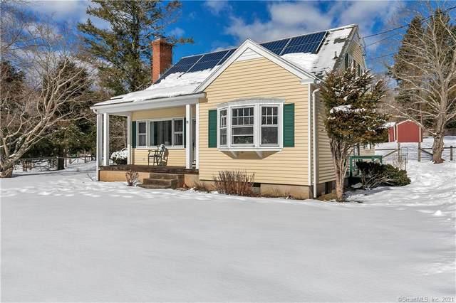 90 Mott Lane, East Haddam, CT 06469 (MLS #170370481) :: Spectrum Real Estate Consultants