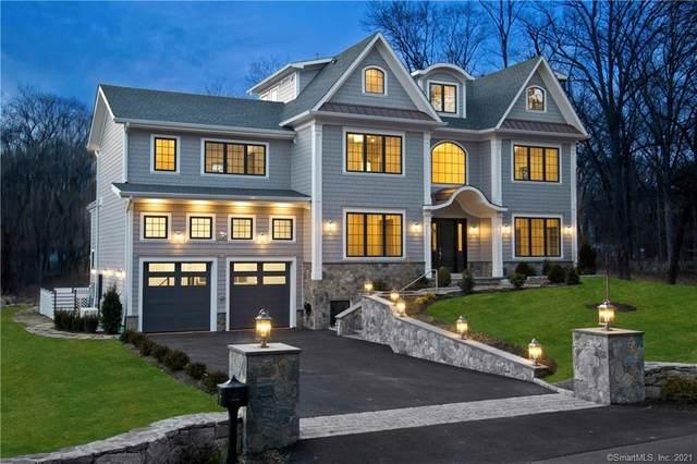 340 Cognewaugh Road, Greenwich, CT 06807 (MLS #170370513) :: Tim Dent Real Estate Group