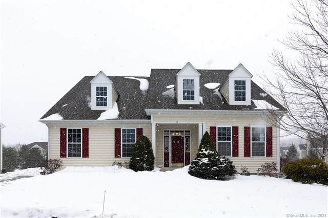 13 Brookside Drive, Middlebury, CT 06762 (MLS #170370576) :: Tim Dent Real Estate Group