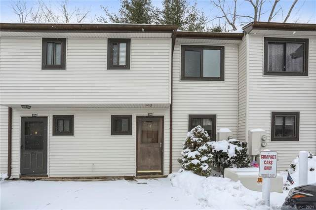 8 Beach Street M, Bethel, CT 06801 (MLS #170370644) :: Carbutti & Co Realtors