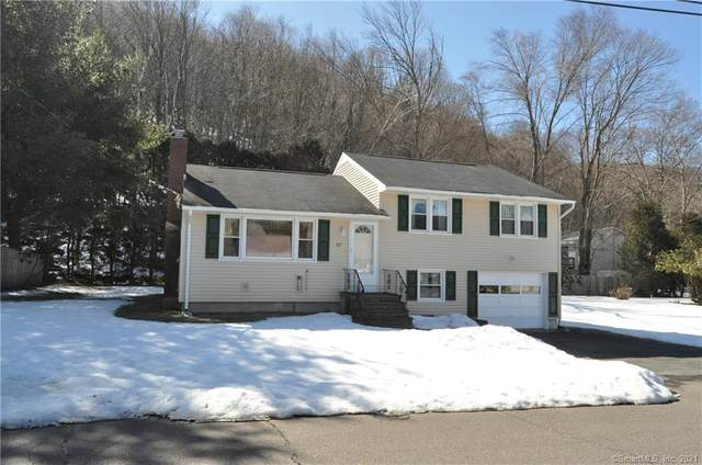 67 Valley Drive, Naugatuck, CT 06770 (MLS #170370649) :: The Higgins Group - The CT Home Finder