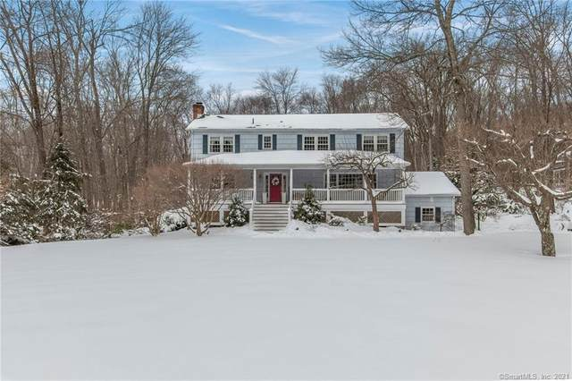 28 Ambler Lane, Wilton, CT 06897 (MLS #170370683) :: Tim Dent Real Estate Group
