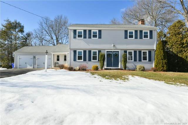 19 Apple Hill, Wethersfield, CT 06109 (MLS #170370731) :: Around Town Real Estate Team