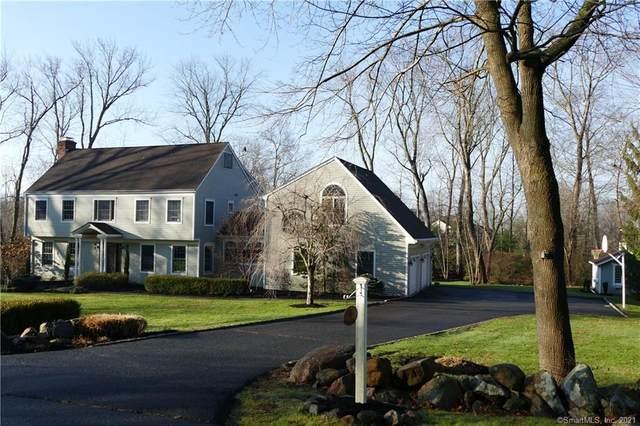 47 Shadow Lane, Ridgefield, CT 06877 (MLS #170370759) :: Tim Dent Real Estate Group