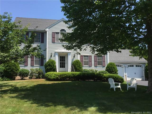 45 Farm Brook Lane, South Windsor, CT 06074 (MLS #170370767) :: Hergenrother Realty Group Connecticut