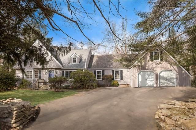 28 Olmstead Lane, Ridgefield, CT 06877 (MLS #170370803) :: Tim Dent Real Estate Group
