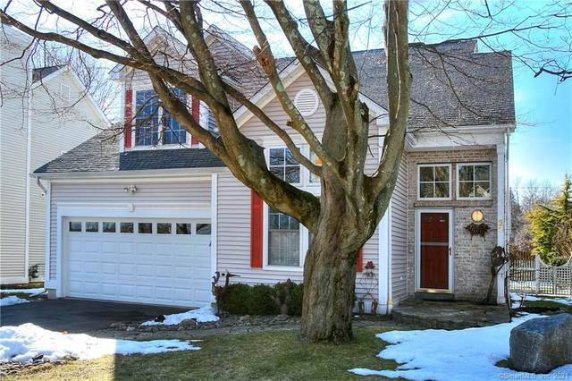 21 Ennis Lane, Fairfield, CT 06824 (MLS #170370811) :: Around Town Real Estate Team