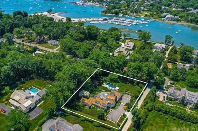 100 Long Neck Point Road, Darien, CT 06820 (MLS #170370843) :: Tim Dent Real Estate Group
