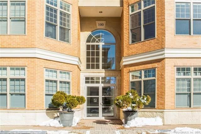 100 Stone Ridge Way 2H, Fairfield, CT 06824 (MLS #170370858) :: Around Town Real Estate Team