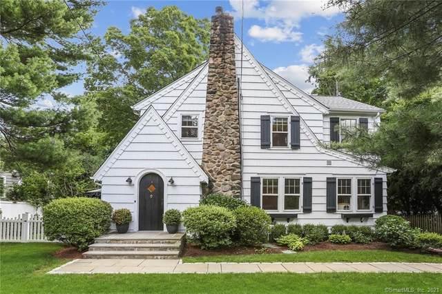 4 Christie Hill Road, Darien, CT 06820 (MLS #170370926) :: Tim Dent Real Estate Group