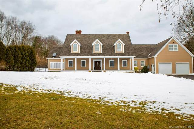 257 Shewville Road, Groton, CT 06355 (MLS #170370969) :: Around Town Real Estate Team