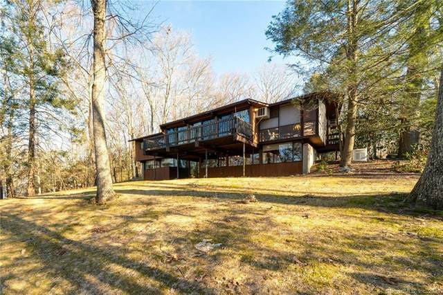 11 Thompson Road, Mansfield, CT 06268 (MLS #170371043) :: Tim Dent Real Estate Group