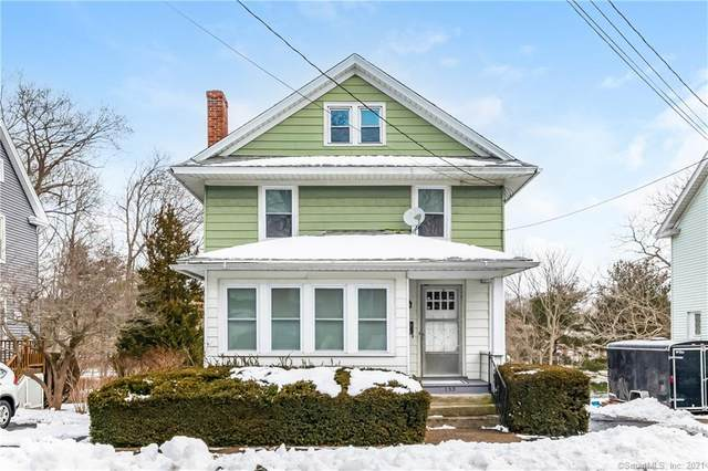 133 Norwood Avenue, New London, CT 06320 (MLS #170371086) :: Around Town Real Estate Team