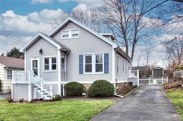 39 Cottage Place, Stratford, CT 06614 (MLS #170371096) :: Around Town Real Estate Team