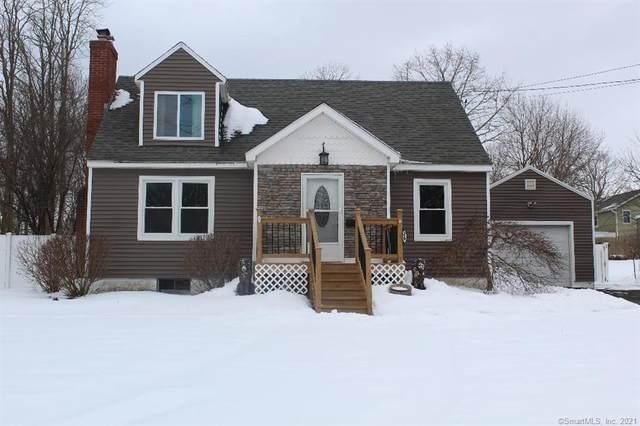 26 Reed Street, Vernon, CT 06066 (MLS #170371103) :: Tim Dent Real Estate Group