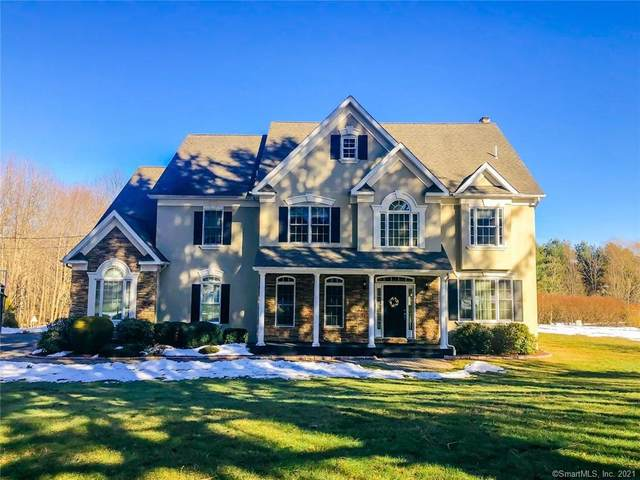 1524 Marion Road, Cheshire, CT 06410 (MLS #170371119) :: The Higgins Group - The CT Home Finder