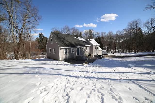 125 Diamond Ledge Road, Stafford, CT 06076 (MLS #170371166) :: Tim Dent Real Estate Group