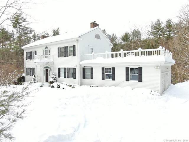 17 Prock Hill Road, Colebrook, CT 06021 (MLS #170371216) :: Around Town Real Estate Team