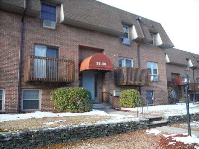 441 Clark Avenue #30, Bristol, CT 06010 (MLS #170371254) :: Tim Dent Real Estate Group