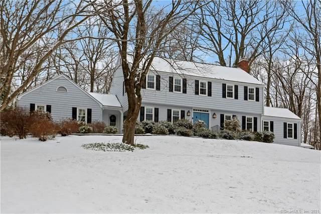 58 Pin Oak Lane, Wilton, CT 06897 (MLS #170371258) :: Kendall Group Real Estate | Keller Williams