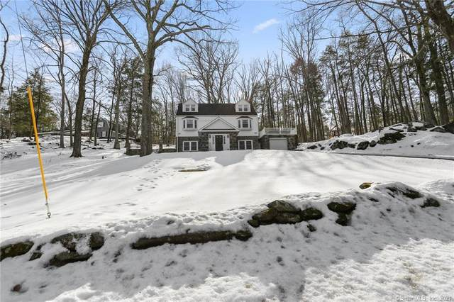 5 New Bridge Road, Brookfield, CT 06804 (MLS #170371274) :: Tim Dent Real Estate Group
