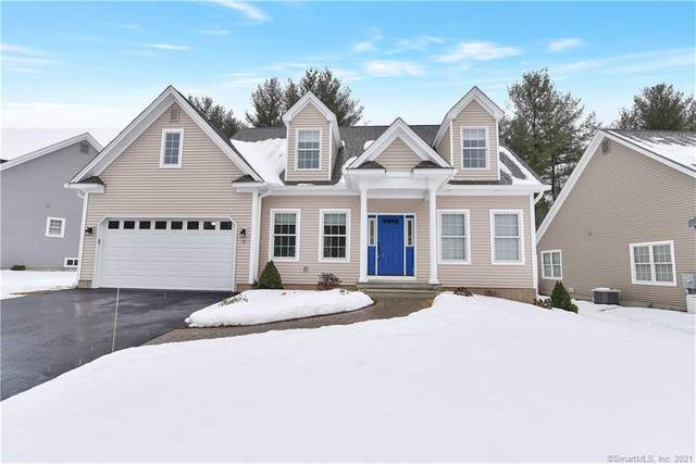 31 Tanglewood Drive, Somers, CT 06071 (MLS #170371343) :: Tim Dent Real Estate Group